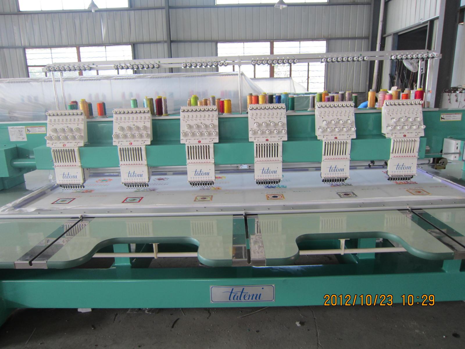 Машинка для вышивки промышленная